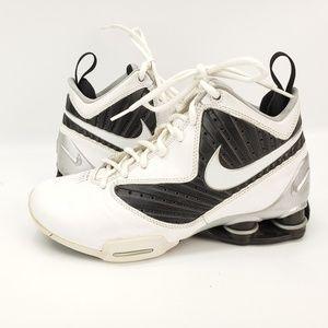 NIKE SHOX BB4 407636-100 Basketball Athletic Shoes